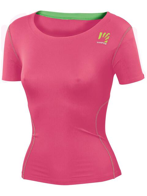 Karpos Fast Jersey Women Pink Fluo